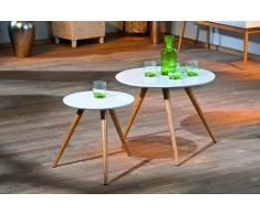 Couchtisch rund g nstige couchtische rund bei livingo kaufen for Verstellbarer wohnzimmertisch
