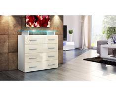 Vladon Sideboards Hochglanz Bei Livingo Online Kaufen