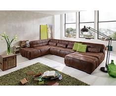 sofa u form g nstige sofas u form bei livingo kaufen. Black Bedroom Furniture Sets. Home Design Ideas