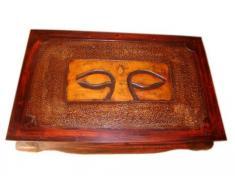 Tisch Opiumtisch Buddha Eye III Beistelltisch 50x80cm