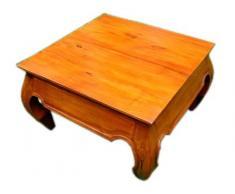 Unbekannt Tisch Opiumtisch Teak Beistelltisch