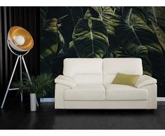 Sofa Creme - Couch - Sitzgruppe - 2er Sofa - Designersofa - Lounge - Ökoleder - VOGAR