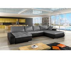 Eckcouch u form  Sofa U-Form » günstige Sofas U-Form bei Livingo kaufen