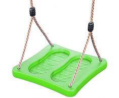 Stehschaukel/Fußschaukel aus Kunststoff, grün