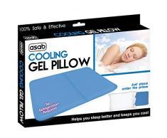 Kälte Kühlung Kissen Chilled Laptop Gel-Bett Kissen Matte Pad Sleeping Aid