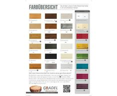 Gradel Kleiderschrank Lara, 3-türig (B/H/T): 170x201x60 cm wenge lackiert