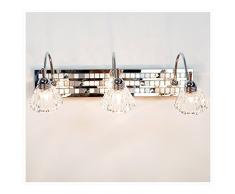 führte neoklassischen Kristallspiegel Frontlampen Schlafzimmerspiegel Licht Badezimmerspiegel Licht minimalistischem Plato Lighting G47