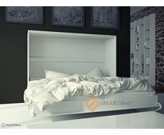 wandklappbett g nstige wandklappbetten bei livingo kaufen. Black Bedroom Furniture Sets. Home Design Ideas