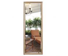 Schlafzimmerspiegel Bekleidungsgeschäft versuchen Kleiderspiegel Wohnzimmer-Bodenspiegel Spiegel, die an die Wand gehängt werden können Ganzkörperspiegel an der Tür Rechteckiger Spiegel Großer Spiegel