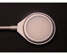 2er Set LED Touch Bettleuchte neutralweiß + Trafo Leseleuchte Bettlampe