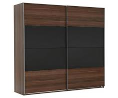 kleiderschrank noce in vielen ausf hrungen bei. Black Bedroom Furniture Sets. Home Design Ideas