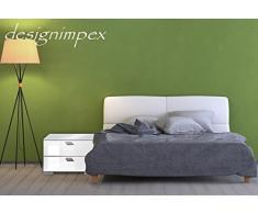 Design Nachtkonsole Nachtkommode Nachttisch A-1 weiß Hochglanz NEU