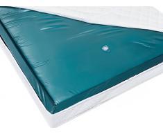 Wasserbettmatratze Mono, 180x200x20cm, Mittel beruhigt