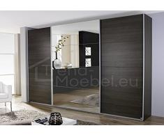 kleiderschrank wenge g nstige kleiderschr nke wenge bei livingo kaufen. Black Bedroom Furniture Sets. Home Design Ideas