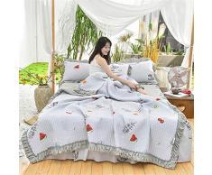 sommerbettwäsche kinder,sommerbettwäsche.Die Klimaanlage ist im Sommer kühl und besteht aus einem Doppel-Schlafsofa im Sommer, Frühling und Herbst im Kernsommer (1,5 * 2,0 m).