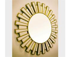 Sararreda Runder Spiegel - Wandspiegel Badezimmer Schlafzimmer