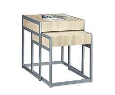 Nachttisch Metall Weiß ~ Nachttisch metall günstige nachttische metall bei livingo kaufen