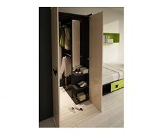 begehbarer kleiderschrank g nstige begehbare kleiderschr nke bei livingo kaufen. Black Bedroom Furniture Sets. Home Design Ideas