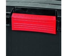 Iris Powerbox/Auflagenbox/Kissenbox Store It All, SIA-1000, fahrbar, abschließbar, robust, 170 L, Plastik, schwarz, 103 x 49,5 x 50 cm