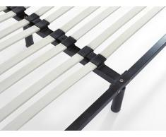Freistehender Lattenrost Lattenrahmen Roma 180 x 200 cm freistehend mit Standfüßen günstig - Auch OHNE Bett verwendbar