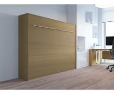 schrankklappbett g nstige schrankklappbetten bei livingo kaufen. Black Bedroom Furniture Sets. Home Design Ideas