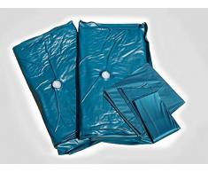 Wasserbettmatratze Dual, 180x200x20cm, Voll beruhigt