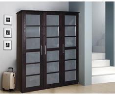 kleiderschrank wenge g nstige kleiderschr nke wenge bei livingo kaufen. Black Bedroom Furniture Sets. Home Design Ideas