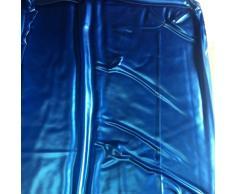Mesamoll2 Wasserbetten Matratze 90x200 cm/Wassermatratze für DUAL Softside Wasserbett/Außenkante 180x200 cm/F3 75% Beruhigung