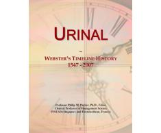Urinal: Websters Timeline History, 1547 - 2007