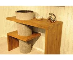 holzwaschbecken g nstige holzwaschbecken bei livingo kaufen. Black Bedroom Furniture Sets. Home Design Ideas