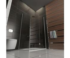 bodengleiche dusche g nstige bodengleiche duschen bei livingo kaufen. Black Bedroom Furniture Sets. Home Design Ideas