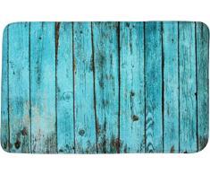 Sanilo Badteppich, viele schöne Badteppiche zur Auswahl, hochwertige Qualität, sehr weich, schnelltrocknend, waschbar (70 x 110 cm, Lumber)