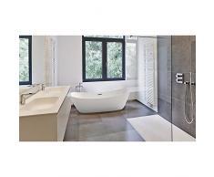 Home Deluxe freistehende Design Badewanne Ovalo