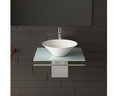 glaswaschbecken g nstige glaswaschbecken bei livingo kaufen. Black Bedroom Furniture Sets. Home Design Ideas