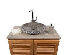 Waschbecken rund stein  Waschbecken Oval » günstige Waschbecken Oval bei Livingo kaufen