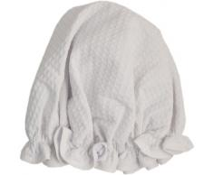Vagabond Bags Duschhaube, Waffelmuster, Weiß