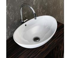waschbecken oval g nstige waschbecken oval bei livingo kaufen. Black Bedroom Furniture Sets. Home Design Ideas