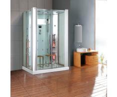 Infrarotdampfdusche Korsika Infrarotkabine, Infrarot Dampfdusche, Dampf Sauna, Dusche, Wärmekabine