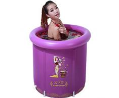 Badewanne für Erwachsene Badewanne für Kinder Pool für Kinder Badewanne Dampfdusche Badewanne Badewanne Pool (Lila)