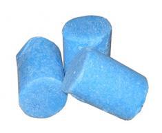 1kg Beckensteine für WC Urinal Toilette ca. 45 Stk. blau