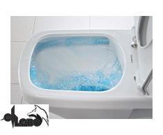 Duravit Wand-Tiefspül-WC spülrandlos Starck 3 + WC Sitz Softclose