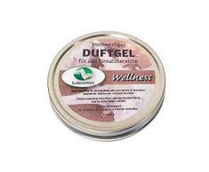 SudoreWell Duftgel Wellness für Sauna, Infrarotkabine und Badezimmer, 20g Dose