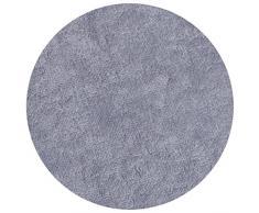 Badewannenkissen Nackenkissen Kissen mit Saugnäpfen Auswahl: ca. 16 x 25 cm, Farbe: grau - anthrazit
