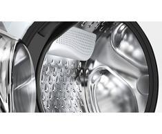 Siemens WM14Y74D Waschmaschine FL / A+++ / 189 kWh/Jahr / 1400 UpM / 8 kg / 10560 L/Jahr / Energie-Effizienzklasse, Extrem niedriger Energieverbrauch / weiß