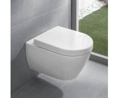 Villeroy und Boch Wand WC Spülrandlos ohne Spülrand Klo