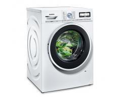 Siemens iQ800 WM14Y54D Waschmaschine Frontlader / A+++ / 1400 UpM / 8 kg / weiß / Nachlegefunktion / varioPerfect / ecoPlus