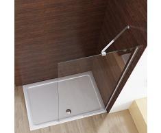 Bodengleiche dusche g nstige bodengleiche duschen bei livingo kaufen - Duschtrennwand bodengleiche dusche ...