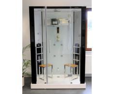 WELTNEUHEIT Infrarotdampfdusche Naxos Infrarotkabine, Infrarot Dampfdusche, Dampf Sauna, Dusche, Wärmekabine