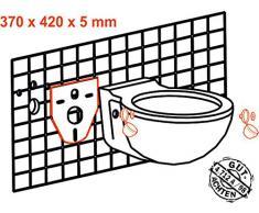 Cornat SSWWC Schallschutz-Set für Wand-WC und Wand-Bidet