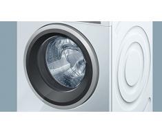 Siemens WM14W540 Waschmaschine FL / A+++ / 137 kWh/Jahr / 1400 UpM / 8 kg / 9900 L/Jahr / Aquastop / weiß